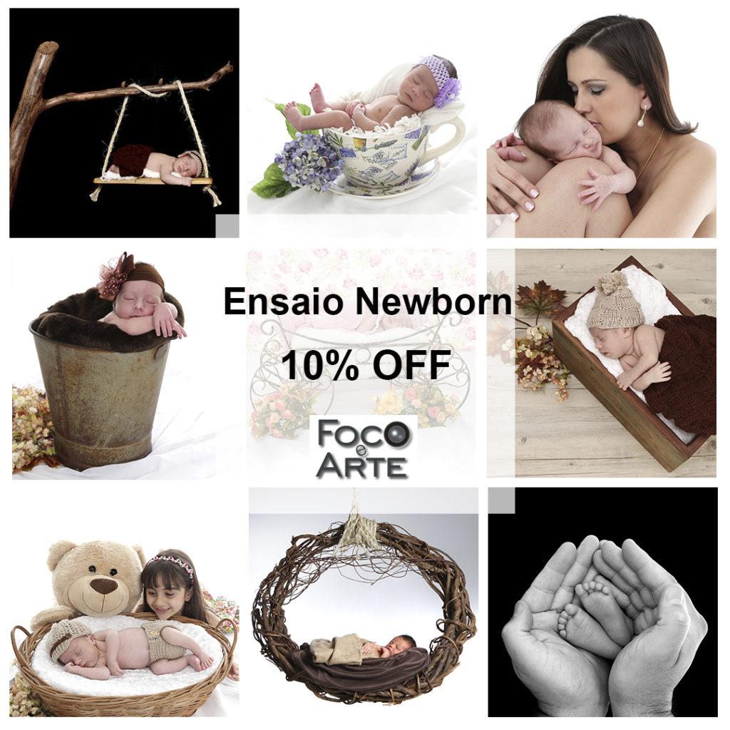 Reserve seu ensaio Newborn até o dia 29/4 e tenha 10% de desconto!